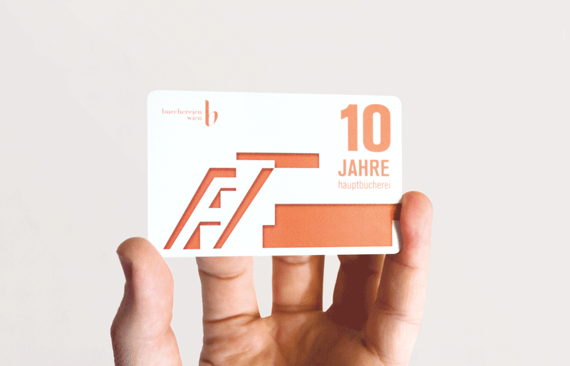10 Jahre Hauptbücherei Wien